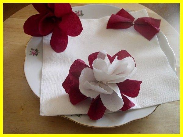 Comment faire des fleurs en papier - Video de fleur en papier ...